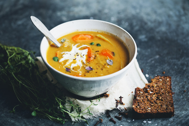 La vraie histoire de la soupe joumou traditionnelle haïtienne