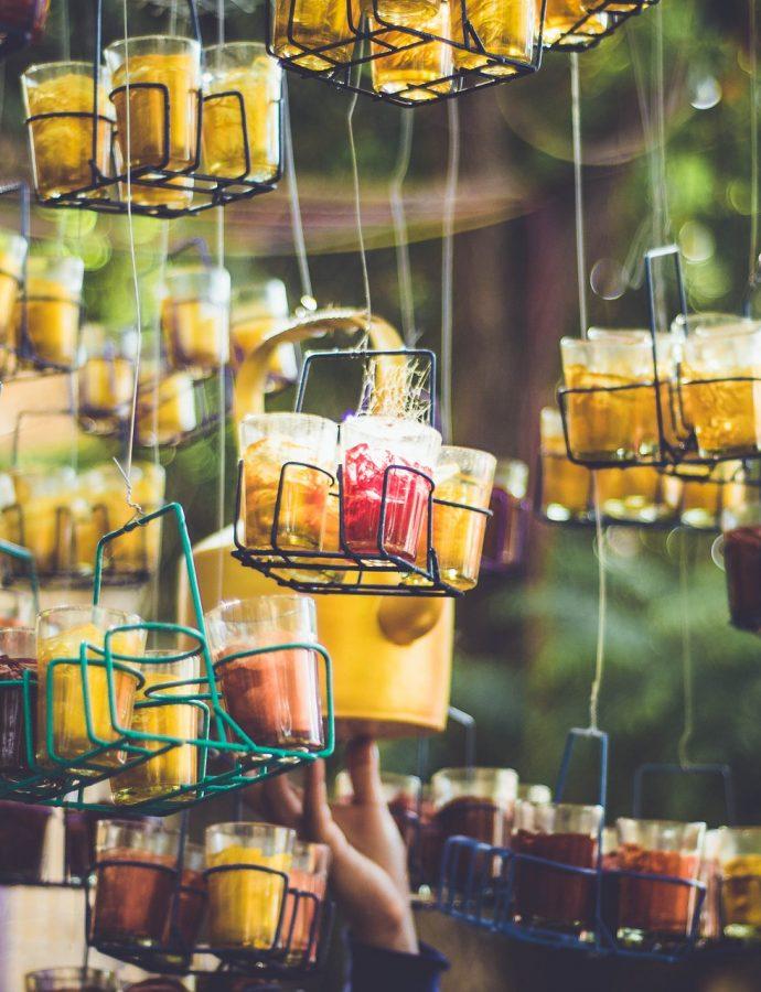 Cinquante nuances de thés